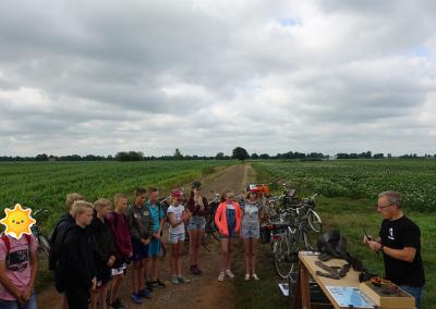 Vrijdag 6 Juli 2018G.M.School Gr 7 en 8 2018 Foto.s T-Heijnen (8)